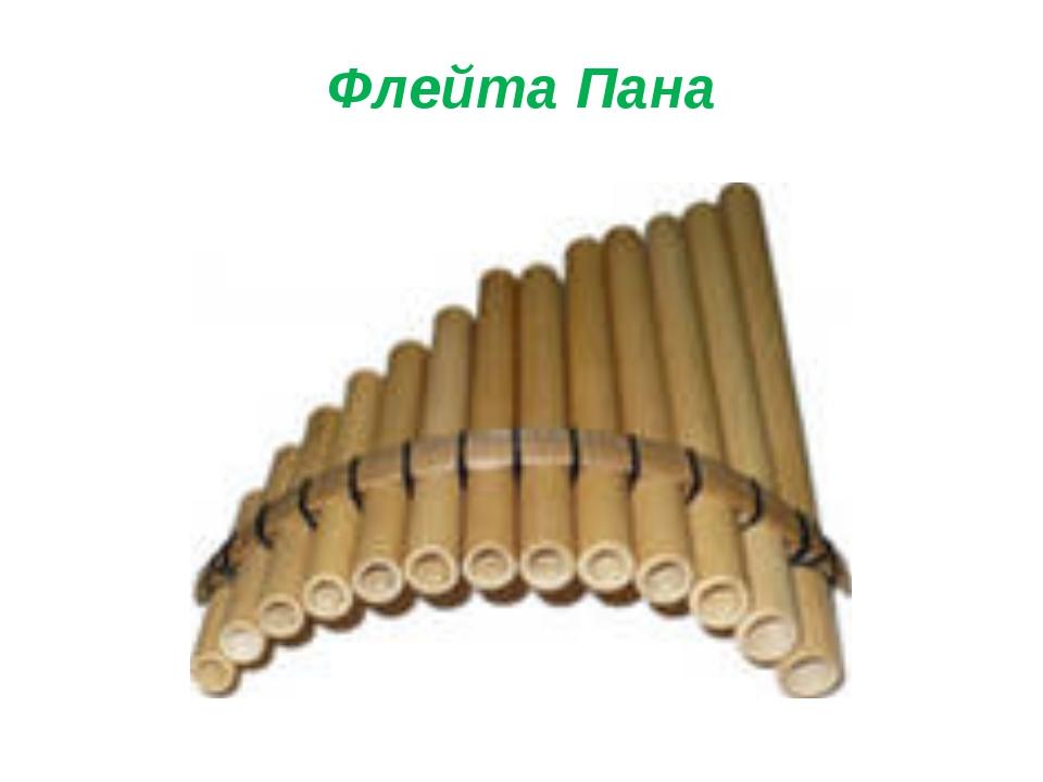 Флейта Пана