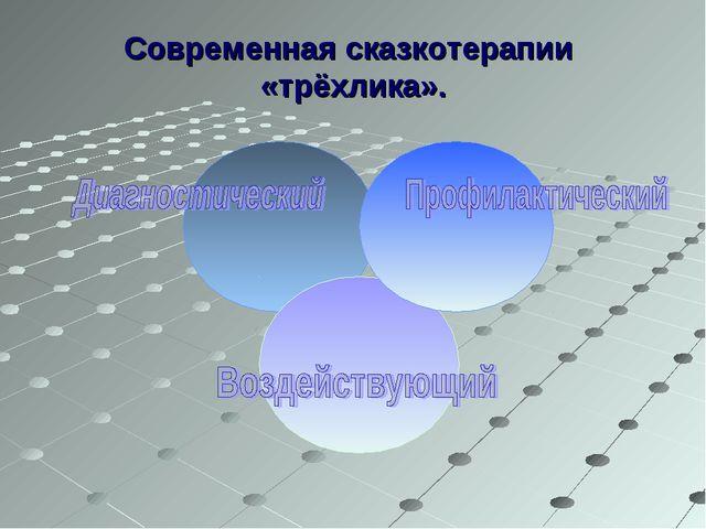 Современная сказкотерапии «трёхлика».
