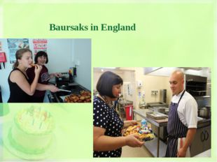 Baursaks in England
