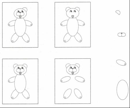 Конспект комплексного занятия с детьми 3–4 лет «Мишка в гости к нам пришел»