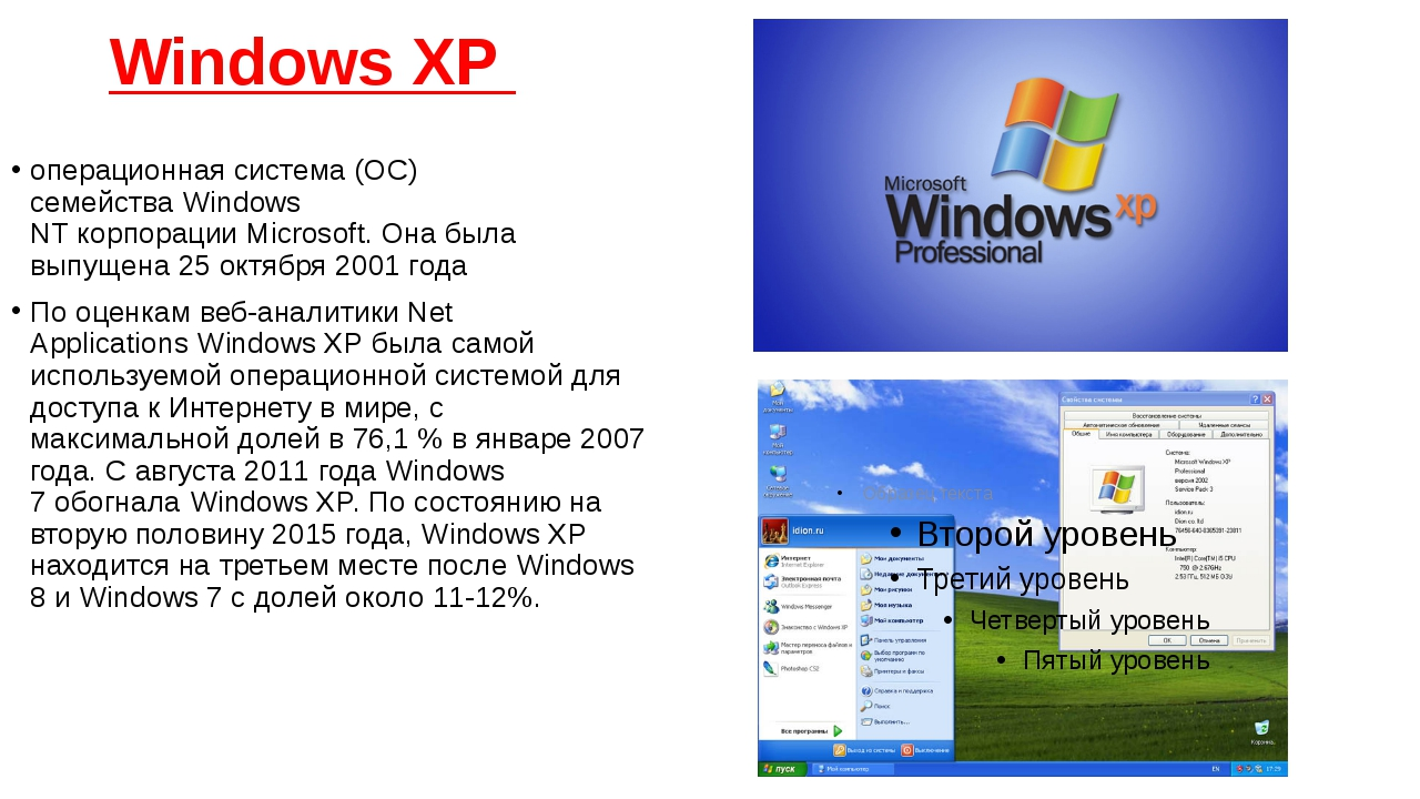 windows xp operating system essay Get windows xp sp3 iso full version free download through our direct link available for the users of the windows xp is still a great operating system to work on.