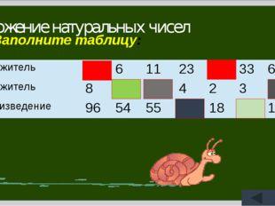 Занятие шестое Рациональный приём умножения чисел на 11, 111 , 1111… а) Умнож