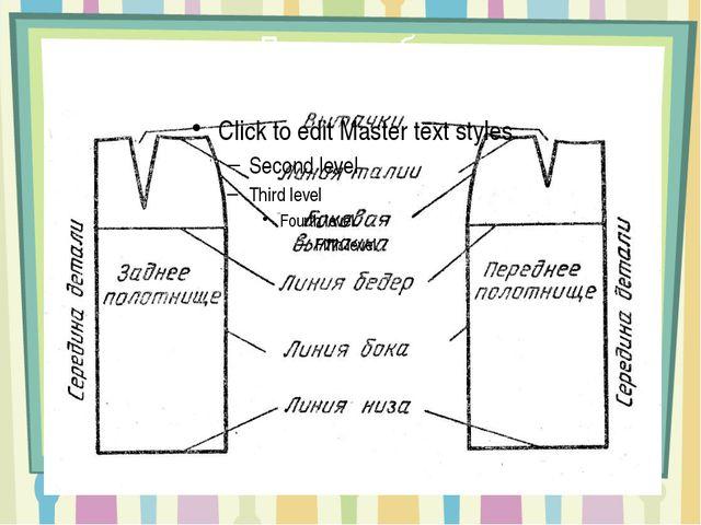 Детали юбок