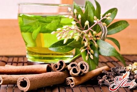 чай зеленый польза