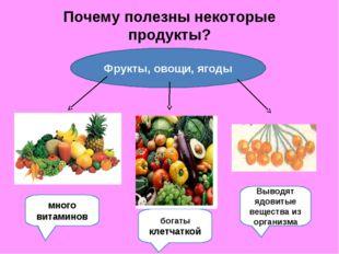 Почему полезны некоторые продукты? Фрукты, овощи, ягоды много витаминов богат
