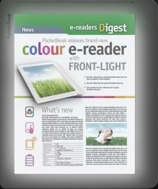 E-ink электронный учебник (цветной)