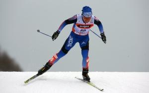Лыжные гонки. Свободный стиль