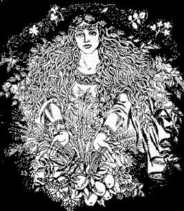 богиня Макошь