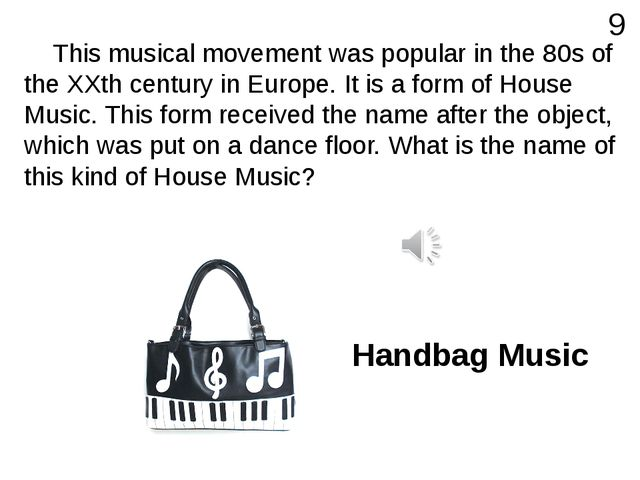 This musical movement was popular in the 80s of the XXth century in Europe....