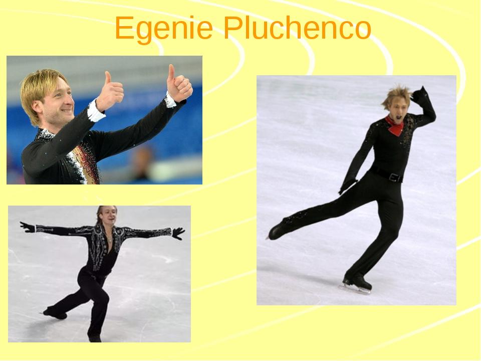 Egenie Pluchenco