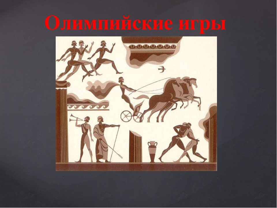 Олимпийские игры {