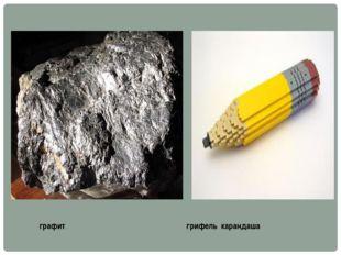 графит грифель карандаша