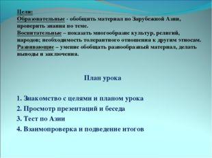 План урока 1. Знакомство с целями и планом урока 2. Просмотр презентаций и б