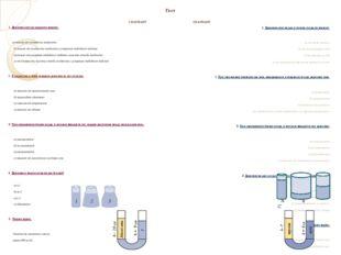 Тест 1 ВАРИАНТ 2 ВАРИАНТ 1. Давление внутри жидкости зависит: а) только от п