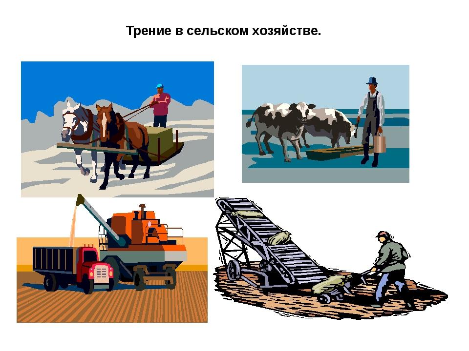 Трение на производстве -при заточке инструментов; - шлифовке и полировке мат...