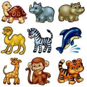 http://solnushki.ru/images/clipart/animal/animals-collection01.jpg