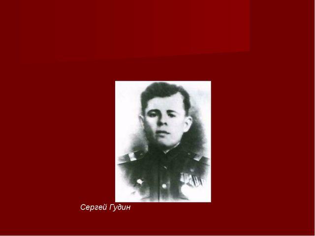 Сергей Гудин