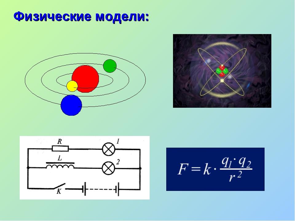 Физические модели:
