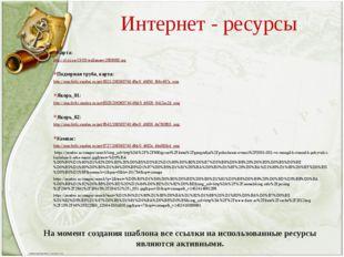 Интернет - ресурсы Карта: http://sf.co.ua/13/03/wallpaper-2658683.jpg Подзорн