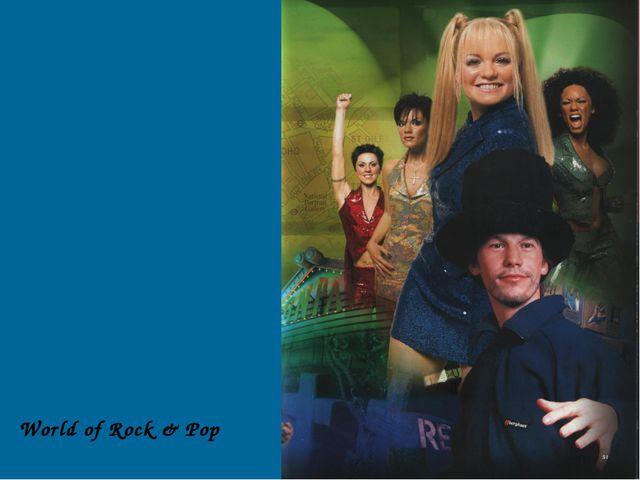 World of Rock & Pop