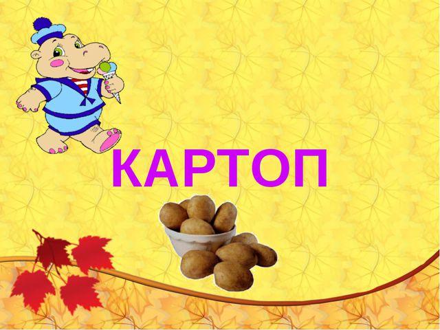 КАРТОП