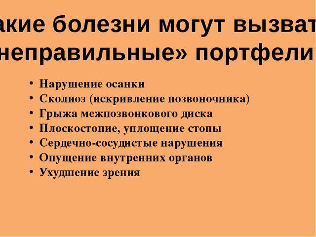 Нарушение осанки Сколиоз (искривление позвоночника) Грыжа межпозвонкового дис...