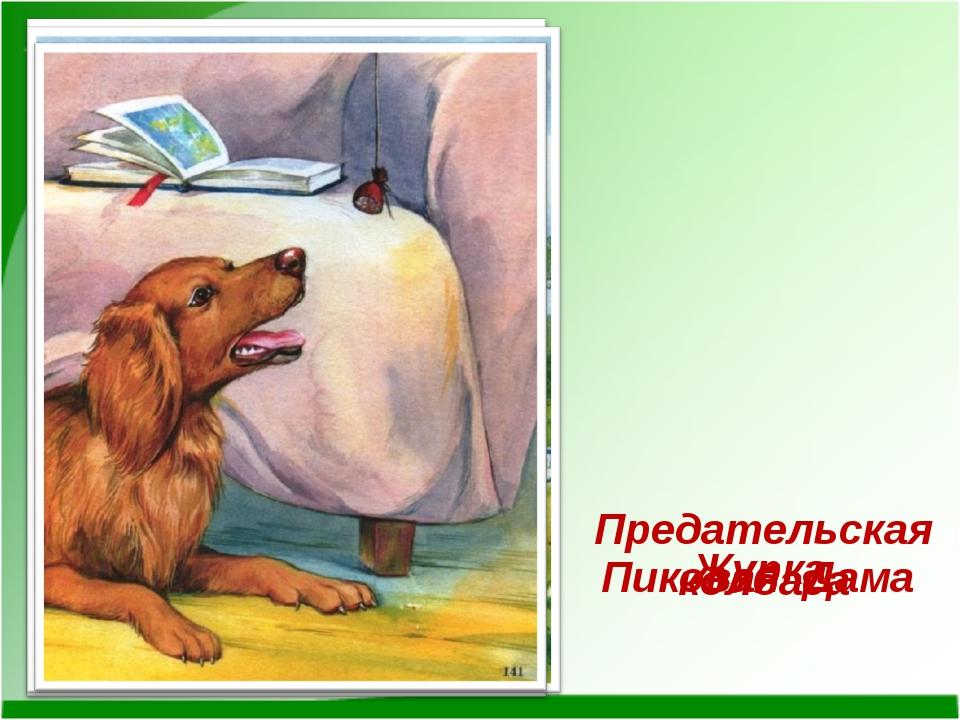 Пиковая Дама Журка Предательская колбаса