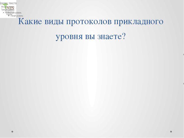 HTTP (Hyper Text Transfer Protocol) используется при пересылке Web-страниц с...