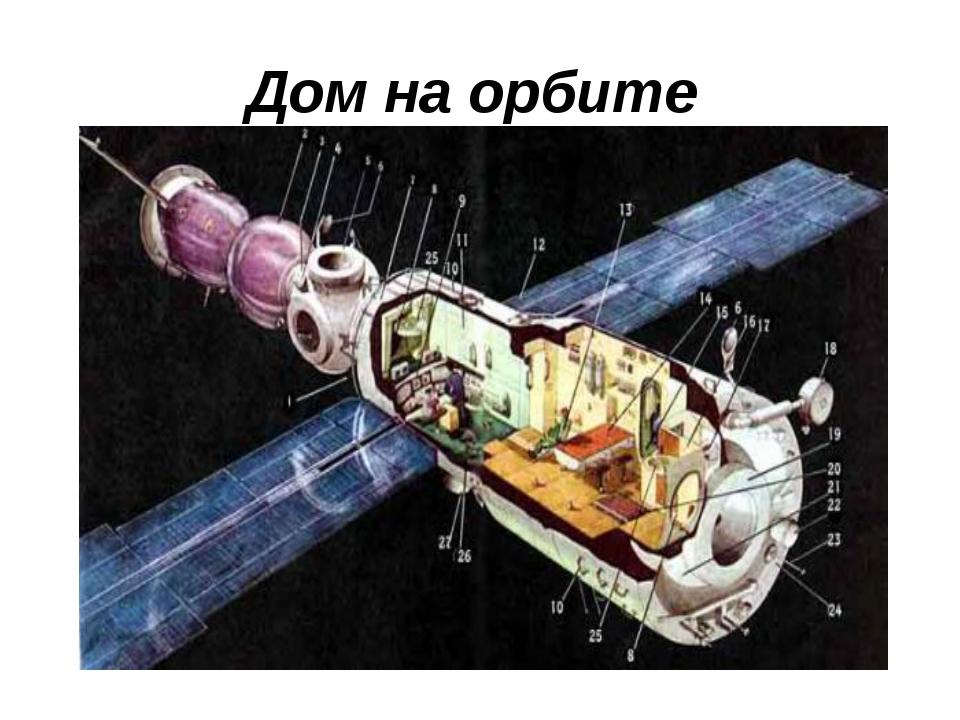 Дом на орбите