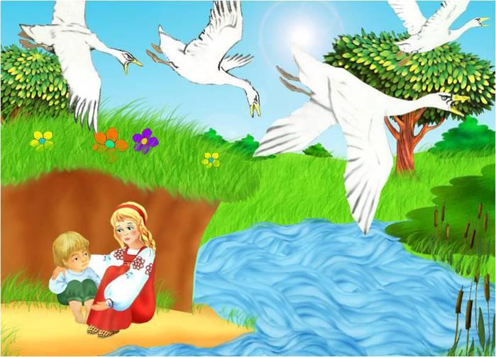 Картинки Русские Народные Сказки. . Герои сказок и иллюстрации для детей - Страница 2