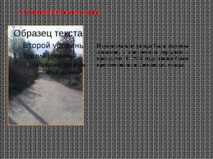 2 Сосневская Ушаков Саша Первоначально улицы были названы линиями, а поперечн