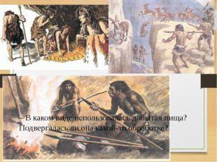 Совместное открытие знаний – Чему должны были научиться первые люди, чтобы д