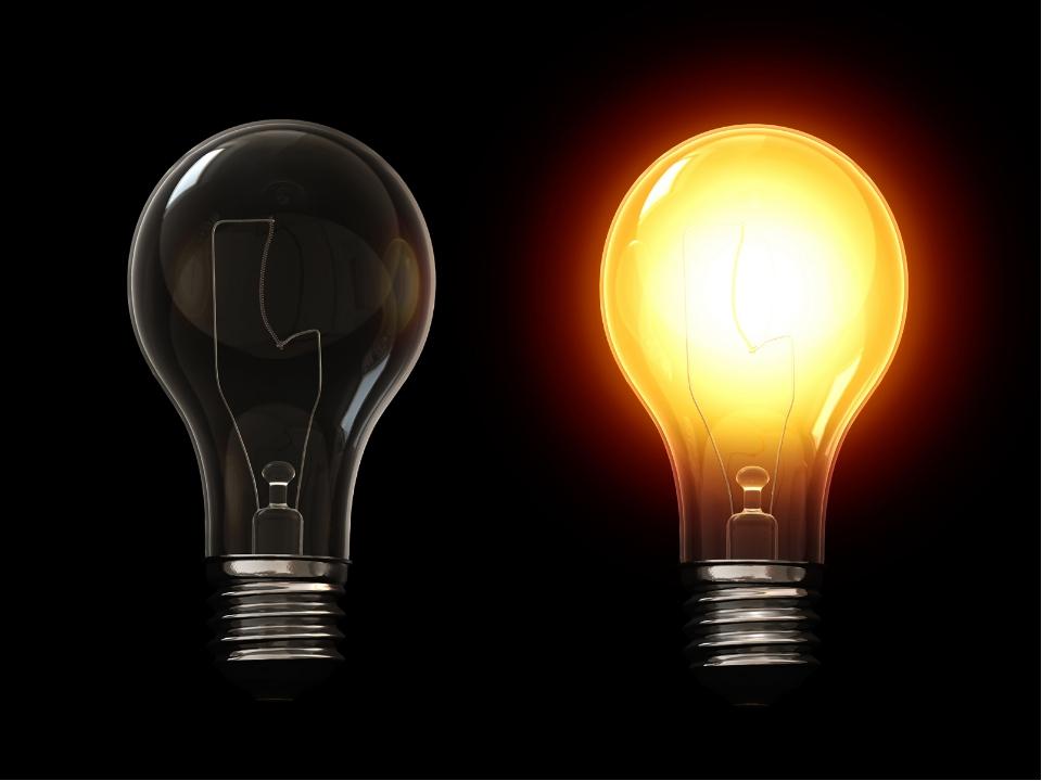 Объект исследования: лампочка. Предмет исследования: история лампочки. Гипоте...