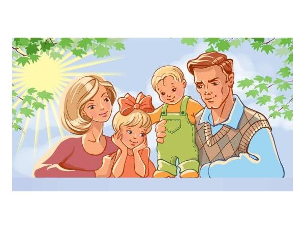 Официальный сайт - Работа с семьей