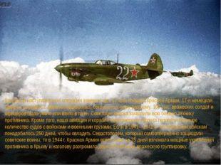 Крымская наступательная операция завершилась 12 мая победой Красной Армии. 1