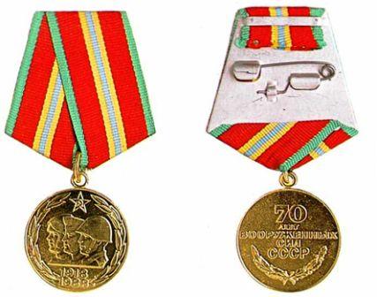 Все о медалях. Юбилейная медаль