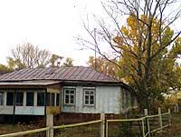 Старое здание детского дома