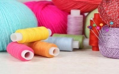 вязание, шитье, нитки, ярко, рукоделие, иголки - (картинка, изображение, фото, обои 392934)