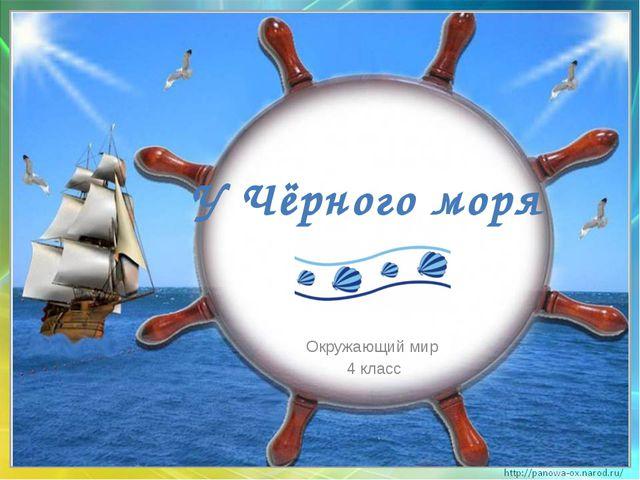 У Чёрного моря Окружающий мир 4 класс