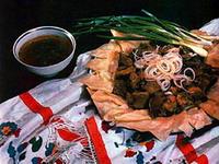 Kazakh cuisine. Kazakhstan photos