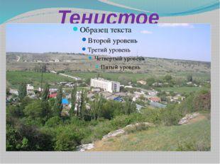 Тенистое