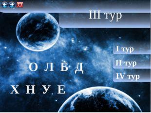 I тур II тур III тур IV тур Звёздный час СПАСИБО !!!