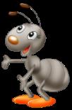 стихи про муравья