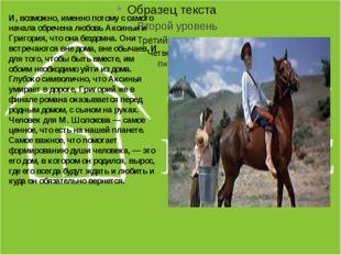 ТЕМА ДОМА В РОМАНЕ-ЭПОПЕЕ М. А. ШОЛОХОВА «ТИХИЙ ДОН» В романе-эпопее «Тихий