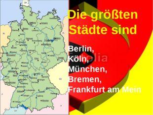 Wohin? nach Bremen nach Frankfurt am Mein nach Hamburg an die Nordsee an die