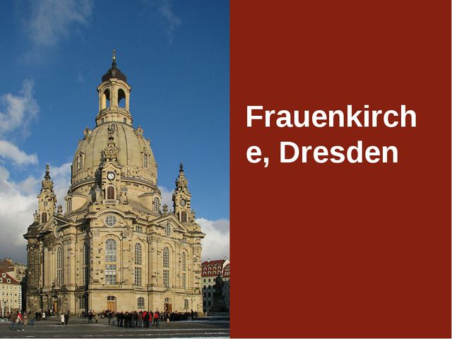 Dresdener Zwinger
