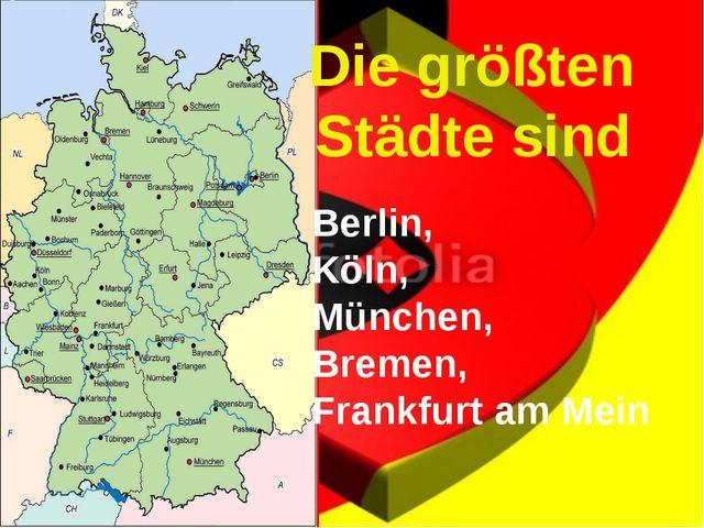 Wohin? nach Bremen nach Frankfurt am Mein nach Hamburg an die Nordsee an die...