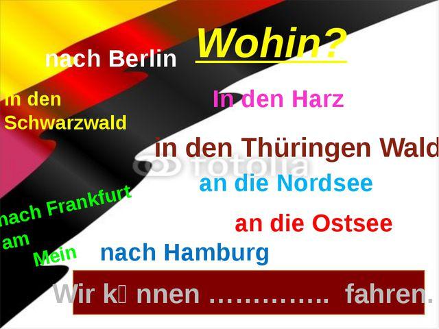 """Die Grammatik Die meisten deutschen Flusse haben den Artikel """"die"""", z.B. die..."""