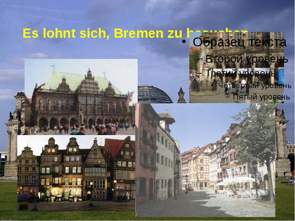 Willkommen nach Bremen!