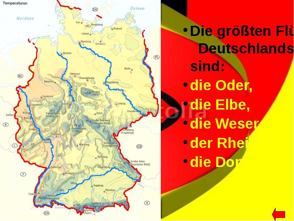 Wo? an der Spree an der Weser an der Elbe am Mein Berlin liegt ……. Bremen li...